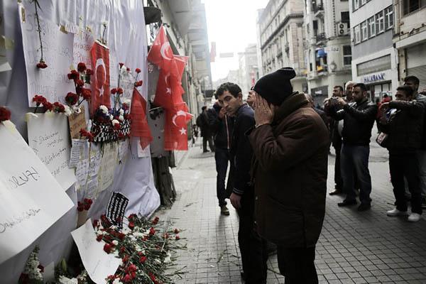 Yasin Akgul—AFP