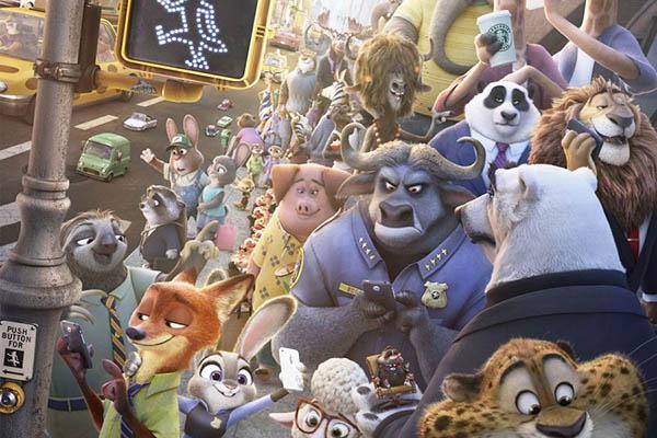 Courtesy Walt Disney Animation Studios