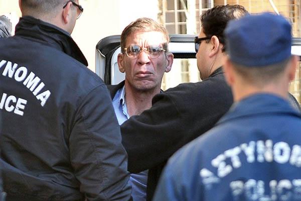Egyptair hijacker Seif al-Din Mohamed Mostafa. George Michael—AFP