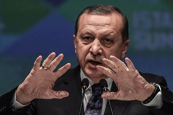 File Photo. Ozan Kose—AFP