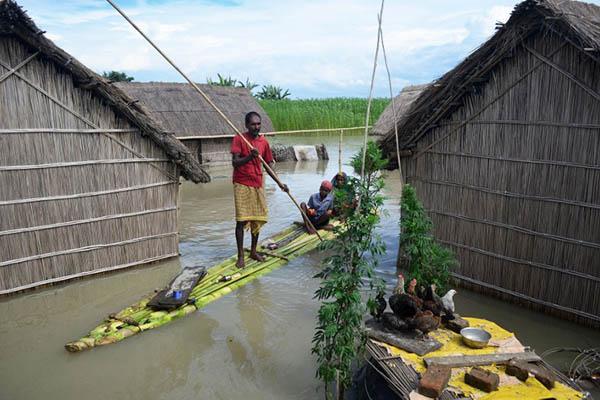 Kulendu Kalita—AFP