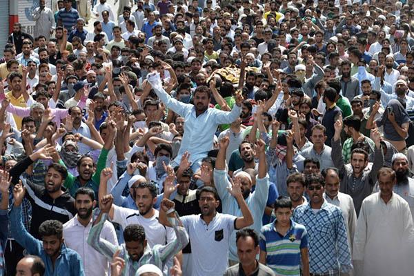 File Photo. Tauseef Mustafa—AFP
