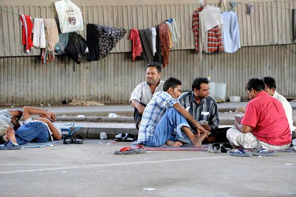 File Photo. Omar Saleem—AFP