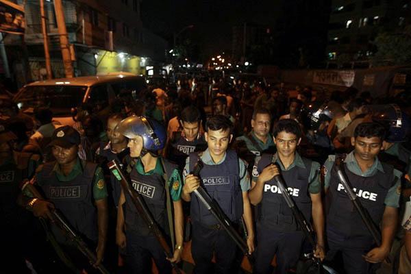 Rajib Dhar—AFP