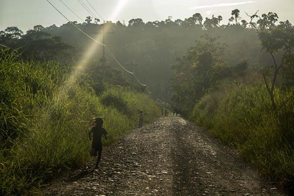 File Photo. Pablo Cozzaglio—AFP