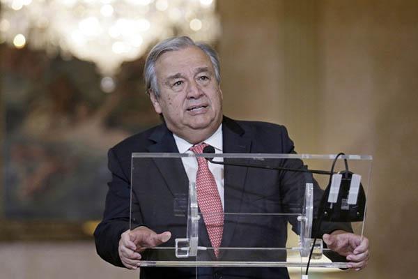 Jose Manuel Ribeiro—AFP