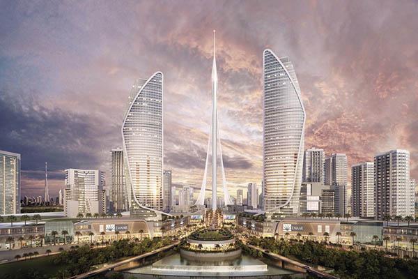 Courtesy Emaar Properties