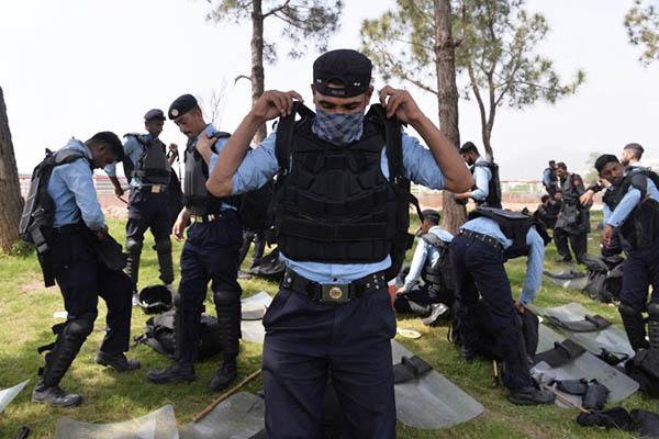 File Photo. Aamir Qureshi—AFP
