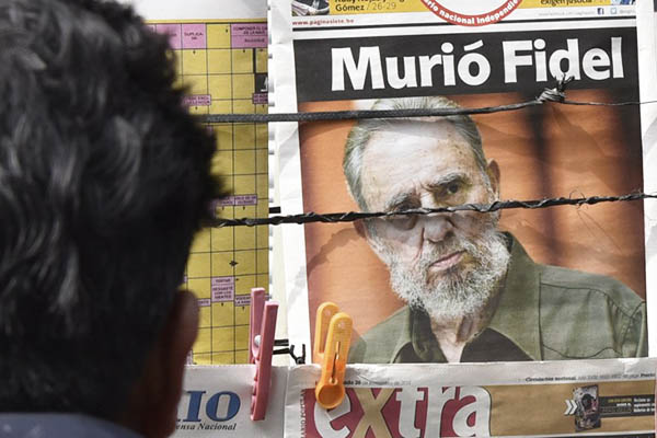 Aizar Raldes—AFP