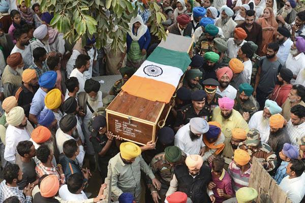 File Photo. Narinder Nanu—AFP