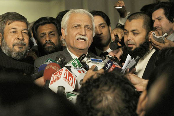 File Photo. Farooq Naeem—AFP