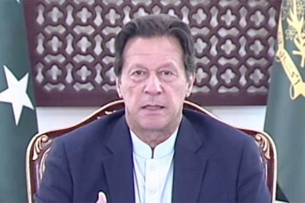 P.M. Imran Khan