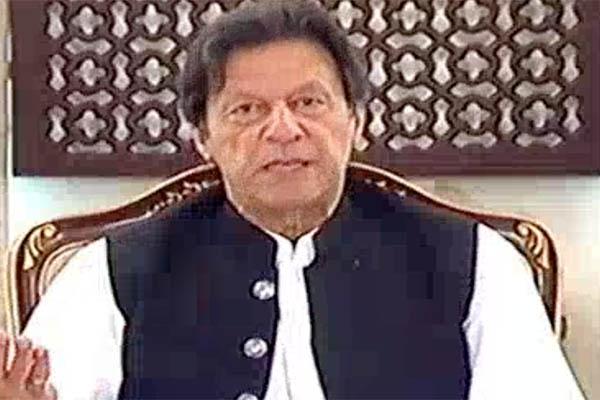 Pakistan P.M. Imran Khan