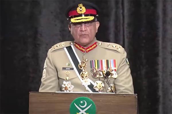COAS Gen. Qamar Javed Bajwa