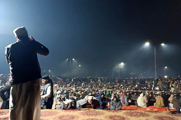 TLP Rawalpindi Sit-in